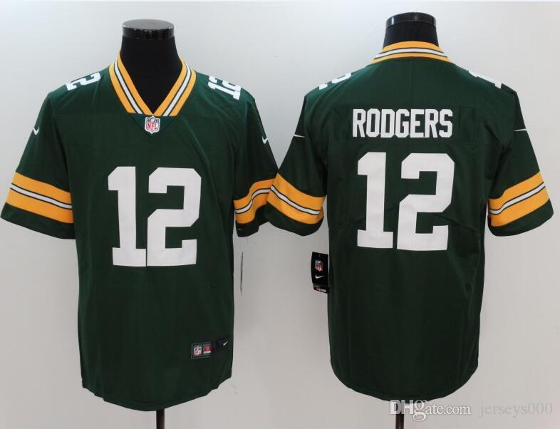 fc8b179c6 2018 12 Aaron Rodgers Jersey Green Bay Packers Jimmy Graham Bart Starr Green  Anthracite Olive Camo Salute To Service American Football Jerseys From  Us666