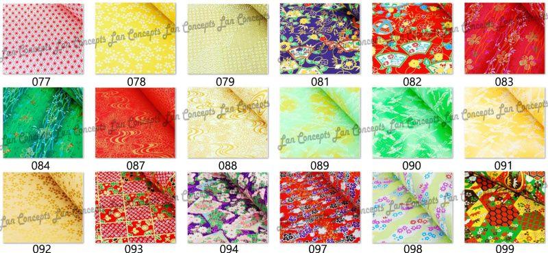 Livraison gratuite DIY japonais Washi papier pour artisanat origami scrapbook décoration emballage - 42 x 58 cm / LA0071 gros