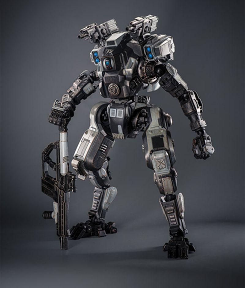 2019 figures anime robot soldiers movable mecha military robot