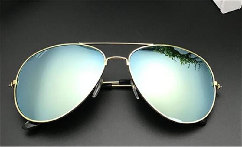 Lente polarizada de alta calidad gafas de sol de moda para hombres y mujeres Diseñador de la marca Vintage Sport Gafas de sol Con estuche y caja 10 pares
