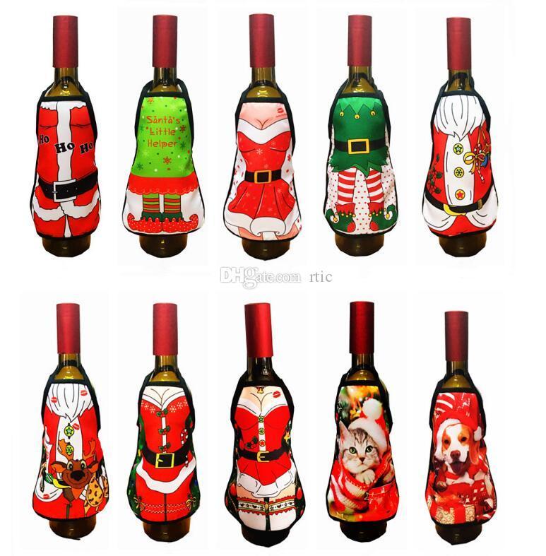 Großhandel Weihnachtsfest Geschenk Reizvolle Dame / Weihnachtshund ...