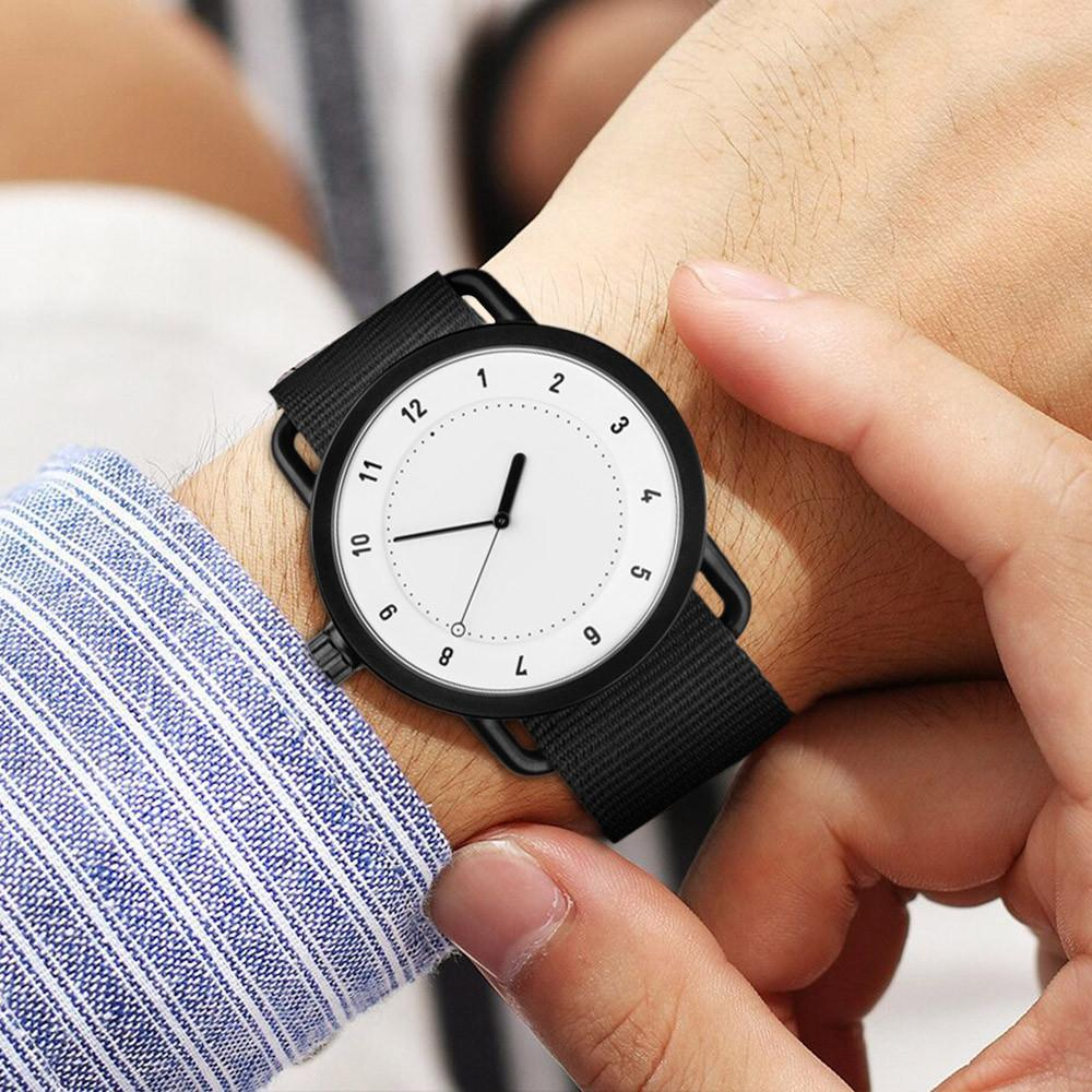 c5507c2c8a434 Minimalist Stylish Men Quartz Watches Drop Shipping 2018 New Fashion Simple  Black Clock TOP Brand Male Wristwatches Gifts Pt3 Online Shopping For  Watches ...