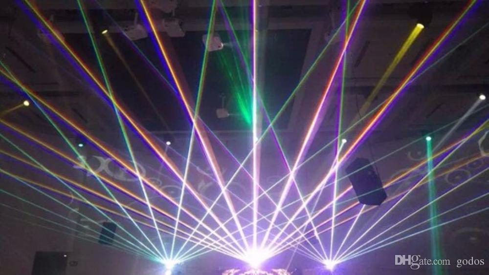 20w led laser universe magic light rgbwp stage light rgb animation