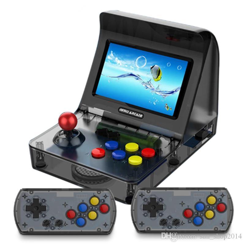 Compre Nuevo Retro Arcade Portatil Mini Consola De Juegos Portatil