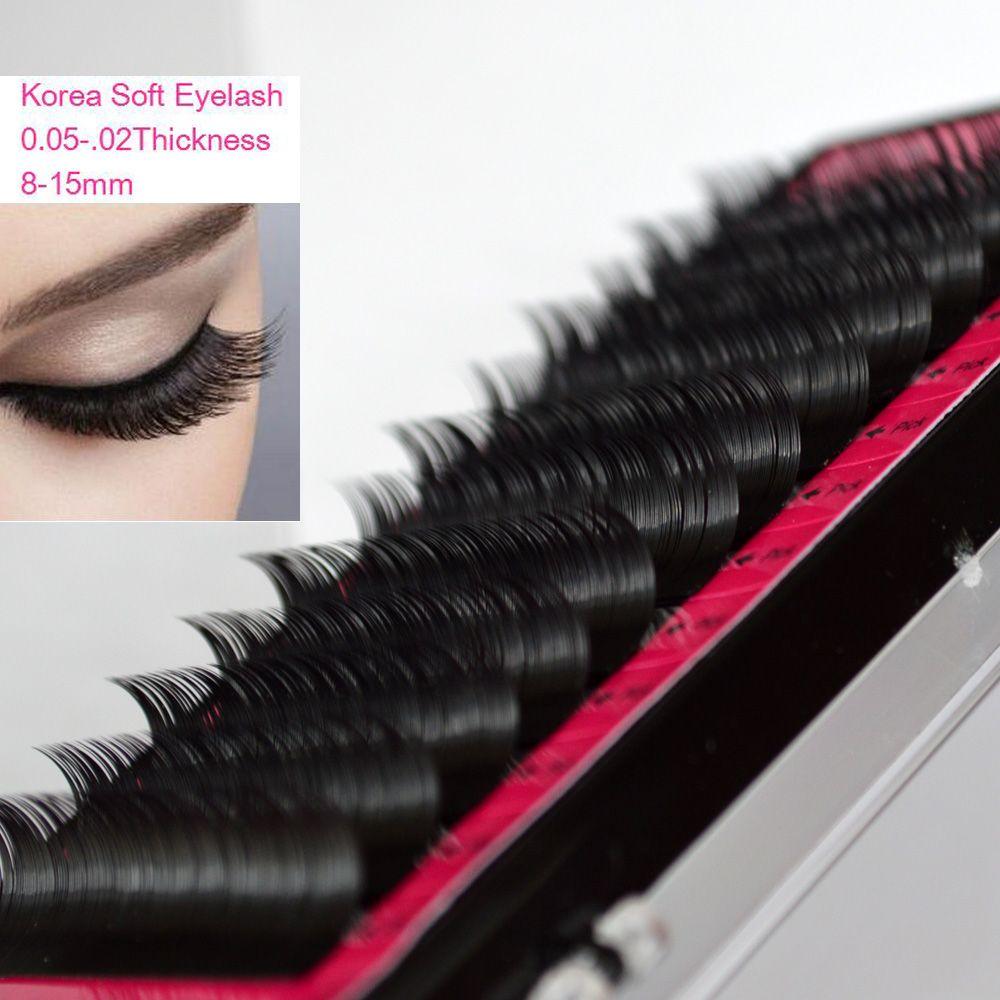 5a8b4494983 10trays Charming False Eyelashes Silk False Mink Eyelashes Extension BCD  Crul Lahes,3D Individual Lashes Russian Volume Eyelash Tint Lash Bar From  Xingceng, ...
