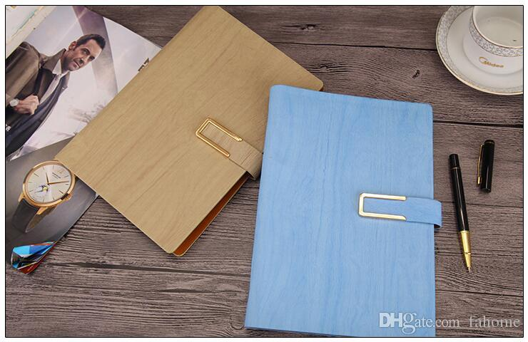 Business Notebook A5 PU Leather loose-leaf notepad Time Planner Series Diary Memos Travel Journal Office School Supplies