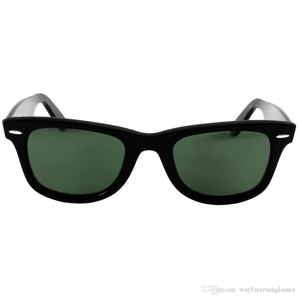 ce7e3c870ea 2018 Womens Sunglasses Mens 2140 Designer Bright Black Frame Mirror ...