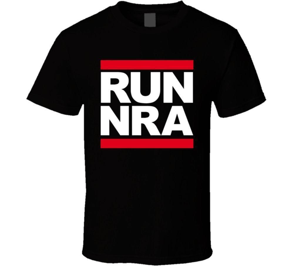 7eea672a National Rifle Association NRA Run NRA Guns T Shirt Cool T Shirts Design  Designs Shirts From Yubin7, $27.6| DHgate.Com