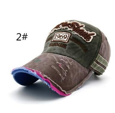 Xongkoro Girls Old Fashion Baseball Cap Washed Cotton 1969 Sun Caps Bent  Brim Embroidery Fashion Caps For Women Cool Hats Lids Hats From Xiacao 345ab24a2a2