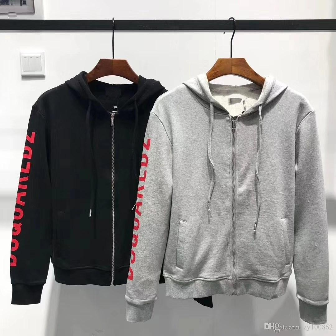 DS235 Hot Sale Luxury Fashion Brand New Windbreaker Jacket Men ... 6972316f7