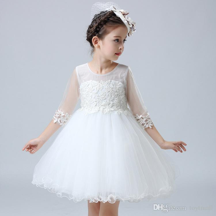 34bf0ee74 Children Princess Skirt Girl 2018 New Princess Dress Child Summer ...