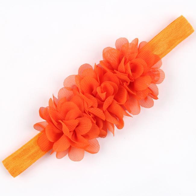 TWDVS Fleur Bandeau Nouveau-né Bandes De Cheveux Arc Pour Noël Pas Cher Accessoires De Cheveux Para Cabelo Headwear w - 001
