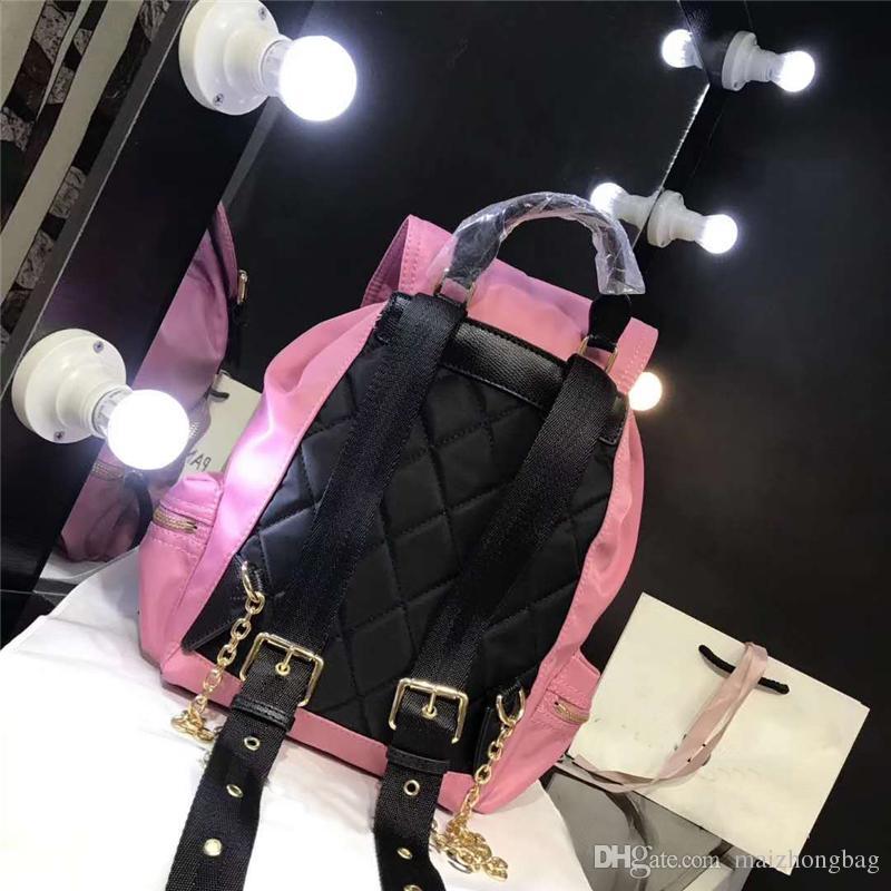 New arrival women designer backpack B brand good quality outdoor travel bag waterproof big capacity bag pack