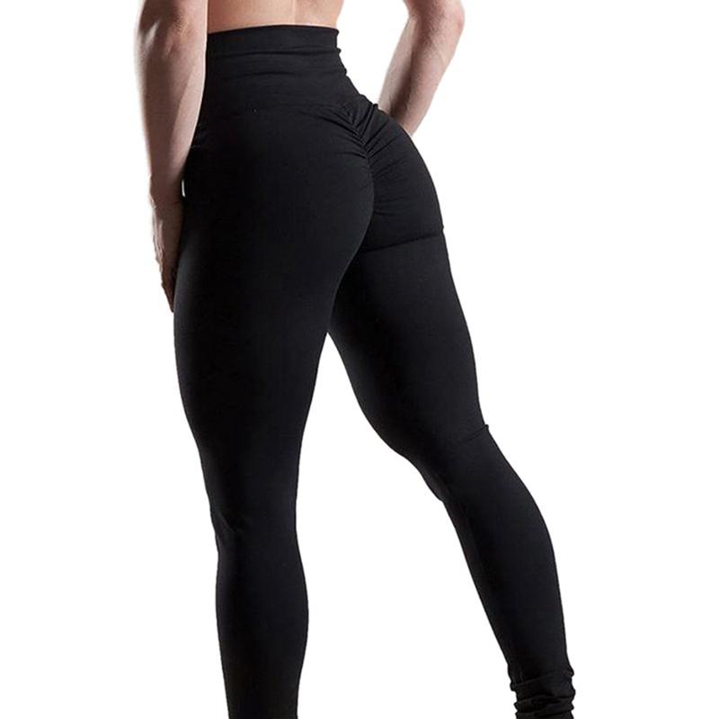 Acheter Running Training Femmes Sport Leggings Taille Haute Pantalons De  Sport Gym Vêtements Sports Leggings Fitness Yoga Pants De  20.39 Du Moonk  81af67fc7fe