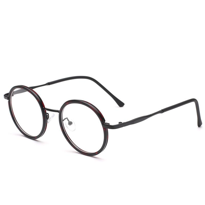 7fefdf8d912 2019 2018 Fashion Round Metal Glasses Optical Frame Glasses Women Eyeglasses  Spectacles New Model Eyewear Frame Glasses From Trip