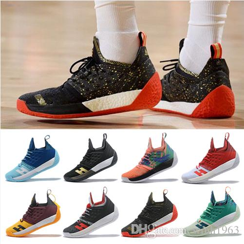 James Harden Shoes 2019: 2019 New James Harden 2 Basketball Shoes Mens Harden 2