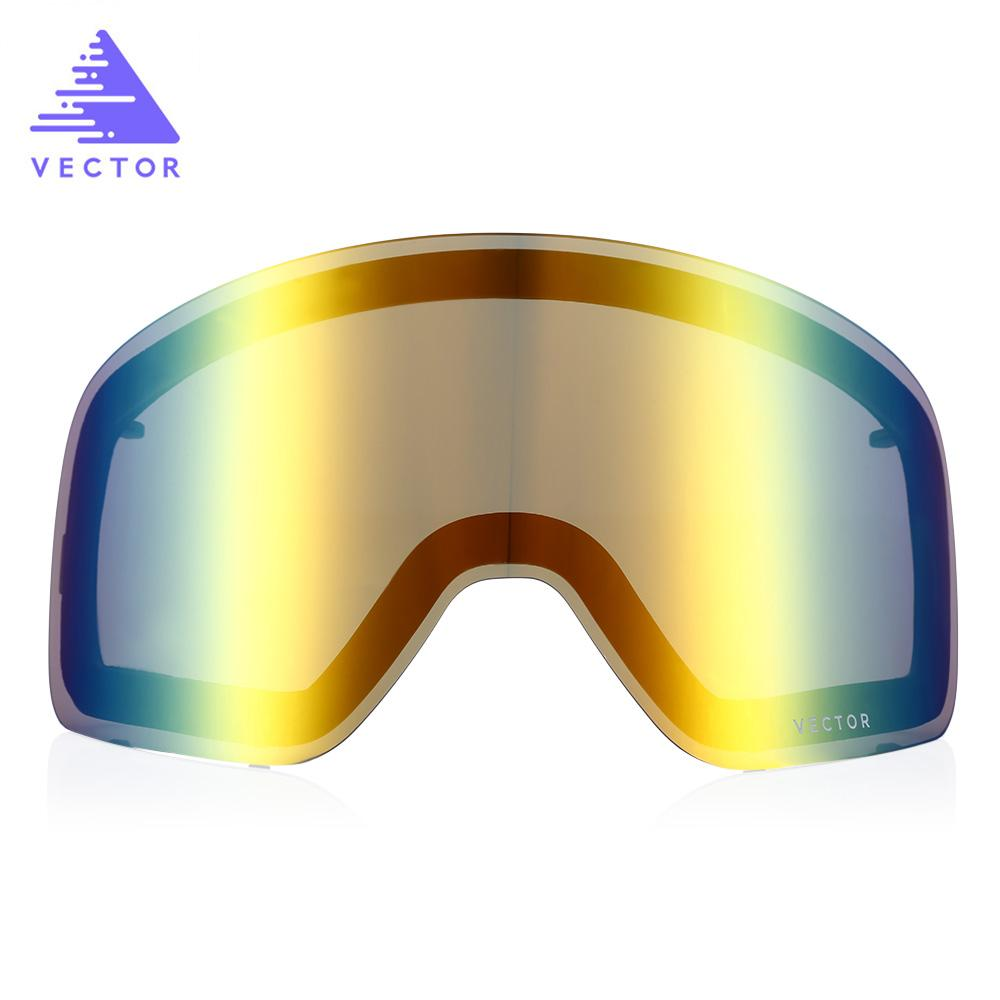 37eb7a52128 VECTOR ACC30019 Double-layer Anti-fog Original Replacement Lens for ...