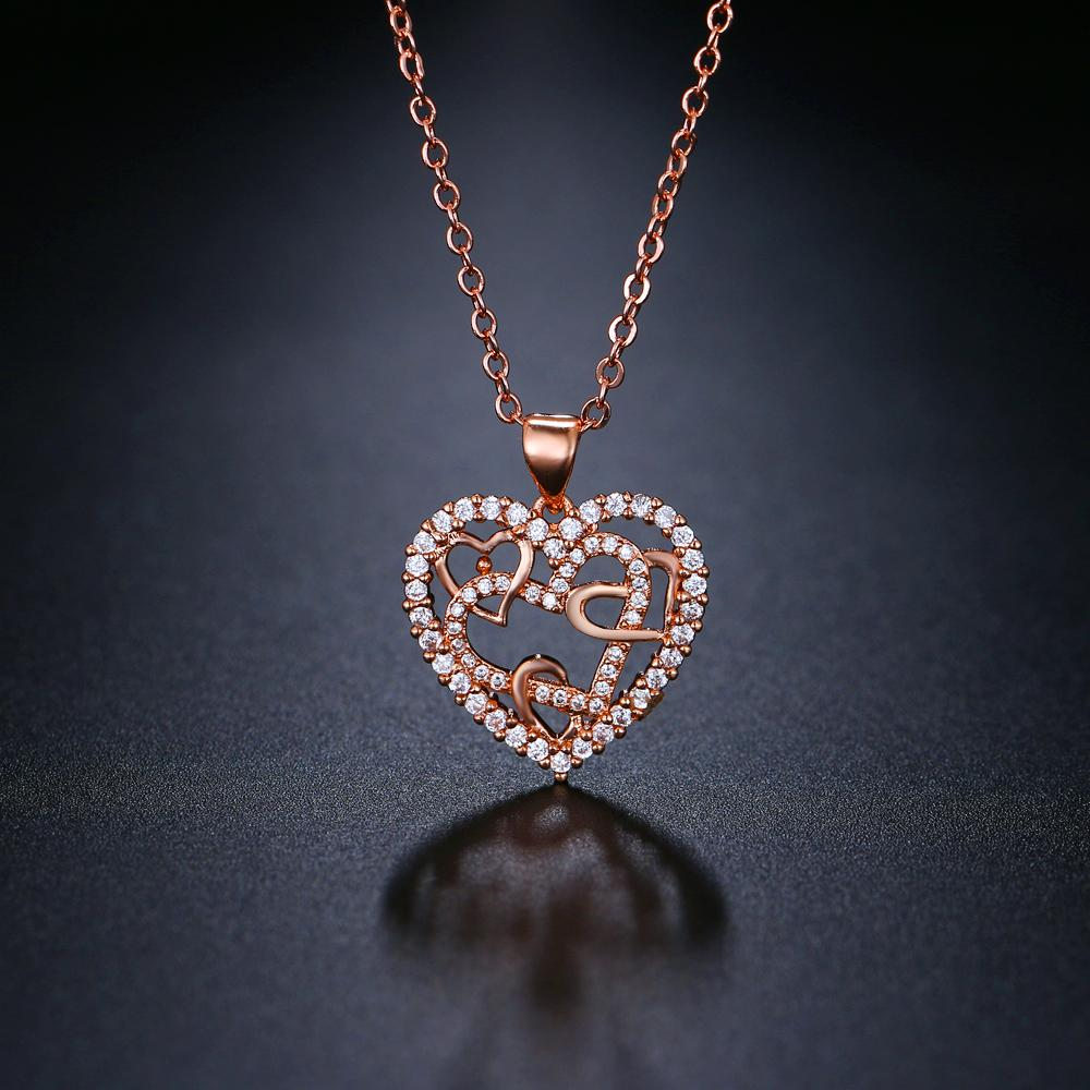 4033d87e2625 Wholesale Tiny Heart Choker Necklace For Women Gold Silver Chain Smalll  Love Necklace Pendant On Neck Bohemian Chocker Necklace Jewelry Wolf  Pendant ...