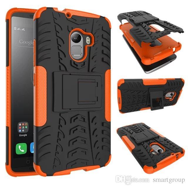 For Lenovo K4 Note Case New Rugged Combo Hybrid Armor Bracket Impact Holster Cover Case For Lenovo K4 Note / A7010
