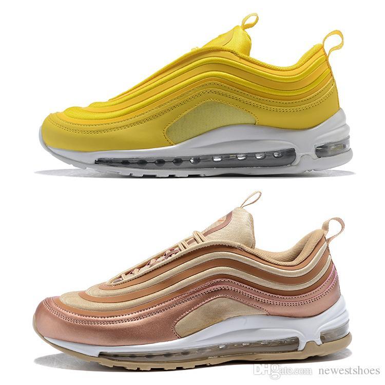 0dcb52ba148650 97 Ultra UL  17 CVS Yellow White Women Running Shoes