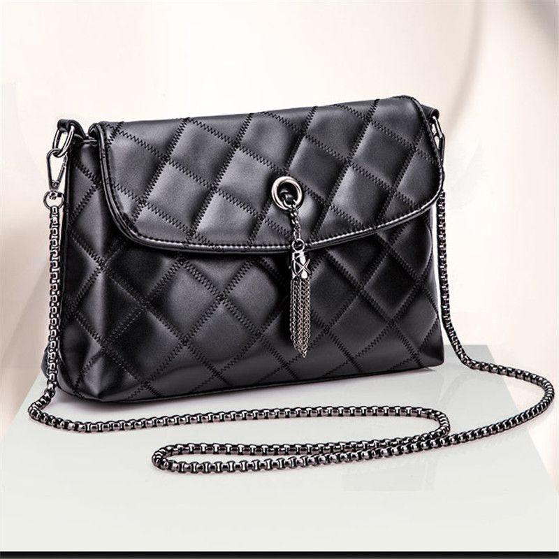 Acheter Classique Noir Bandoulière Sac Femmes Mini À Embrayages RL54jA