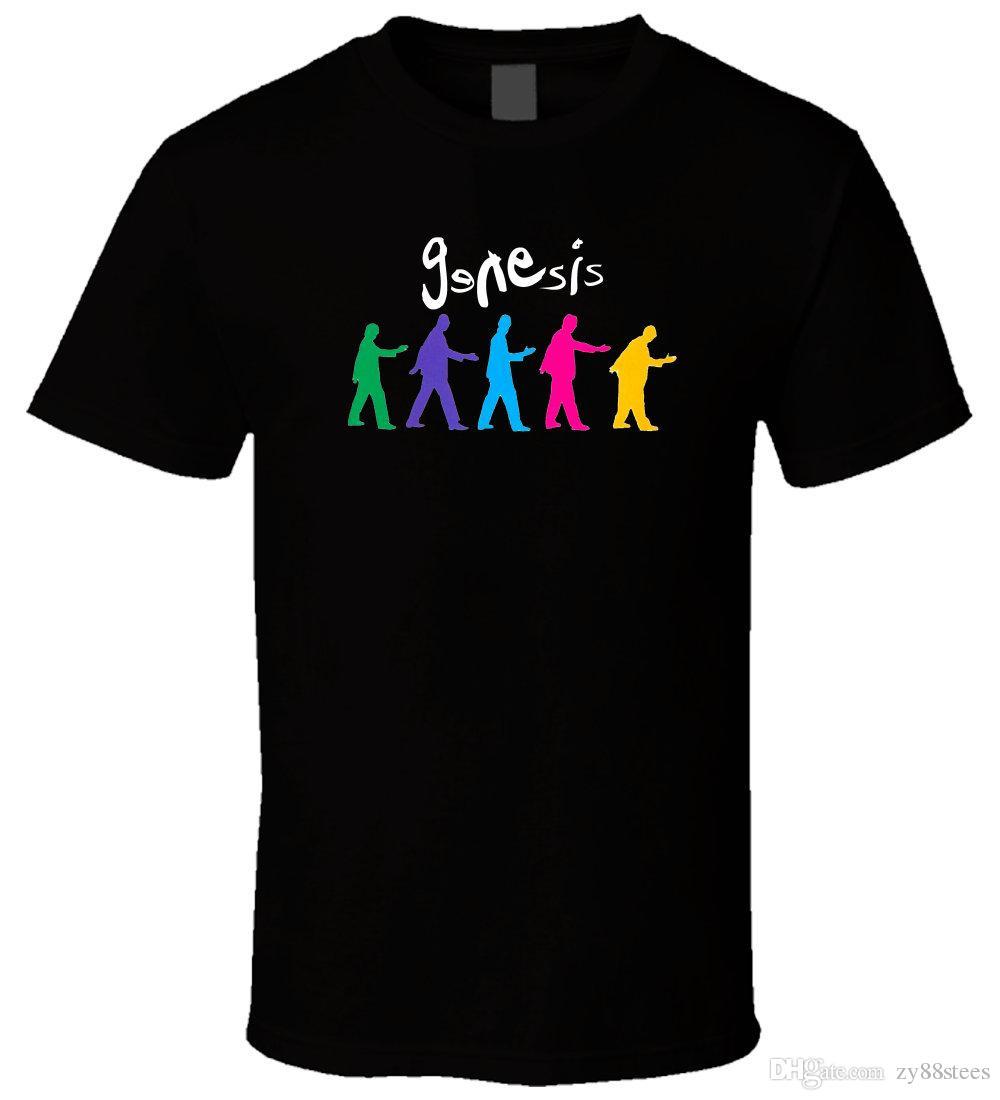 5a784d18732 Genesis 1 New T Shirt T Shirt Men Male Latest Design Custom Short Sleeve  Valentine S XXXL Team T Shirts Cotton Shirt Tee Shirts Online From  Zy88stees