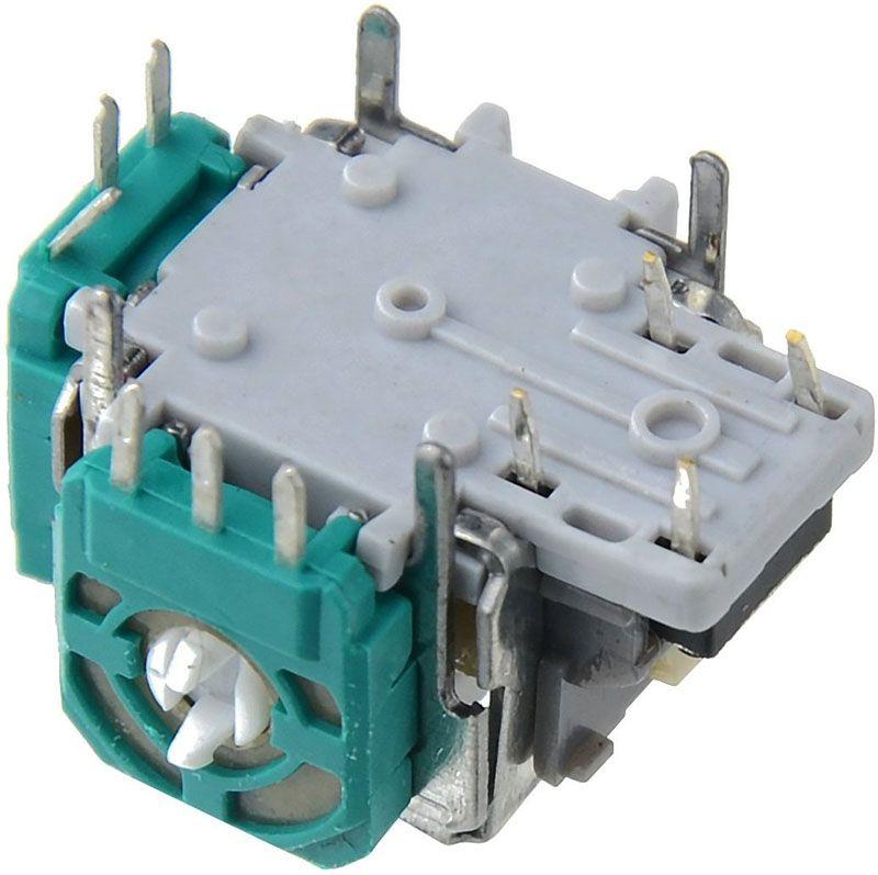 Nuovi potenziometri del modulo sensore dell'asse del joystick degli stick analogici 3D OEM di ricambio la parte di riparazione del controller Microsoft Xbox one SPEDIZIONE IMMEDIATA