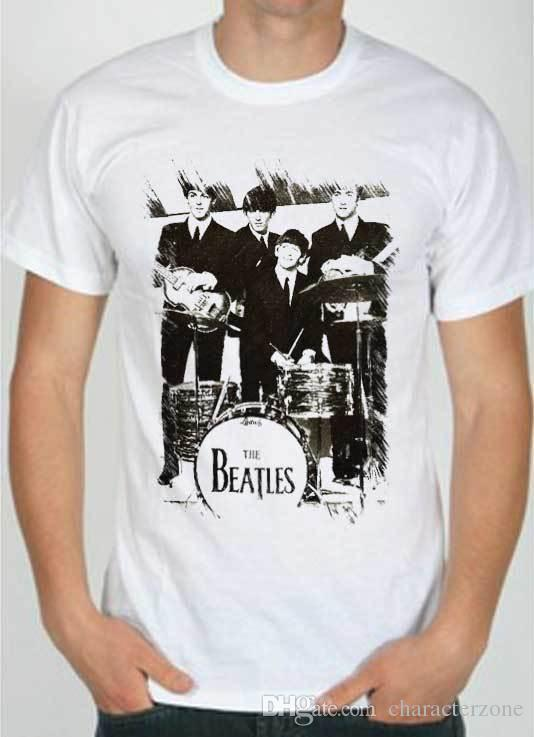 bfc0bb2b5f Camiseta Beatles