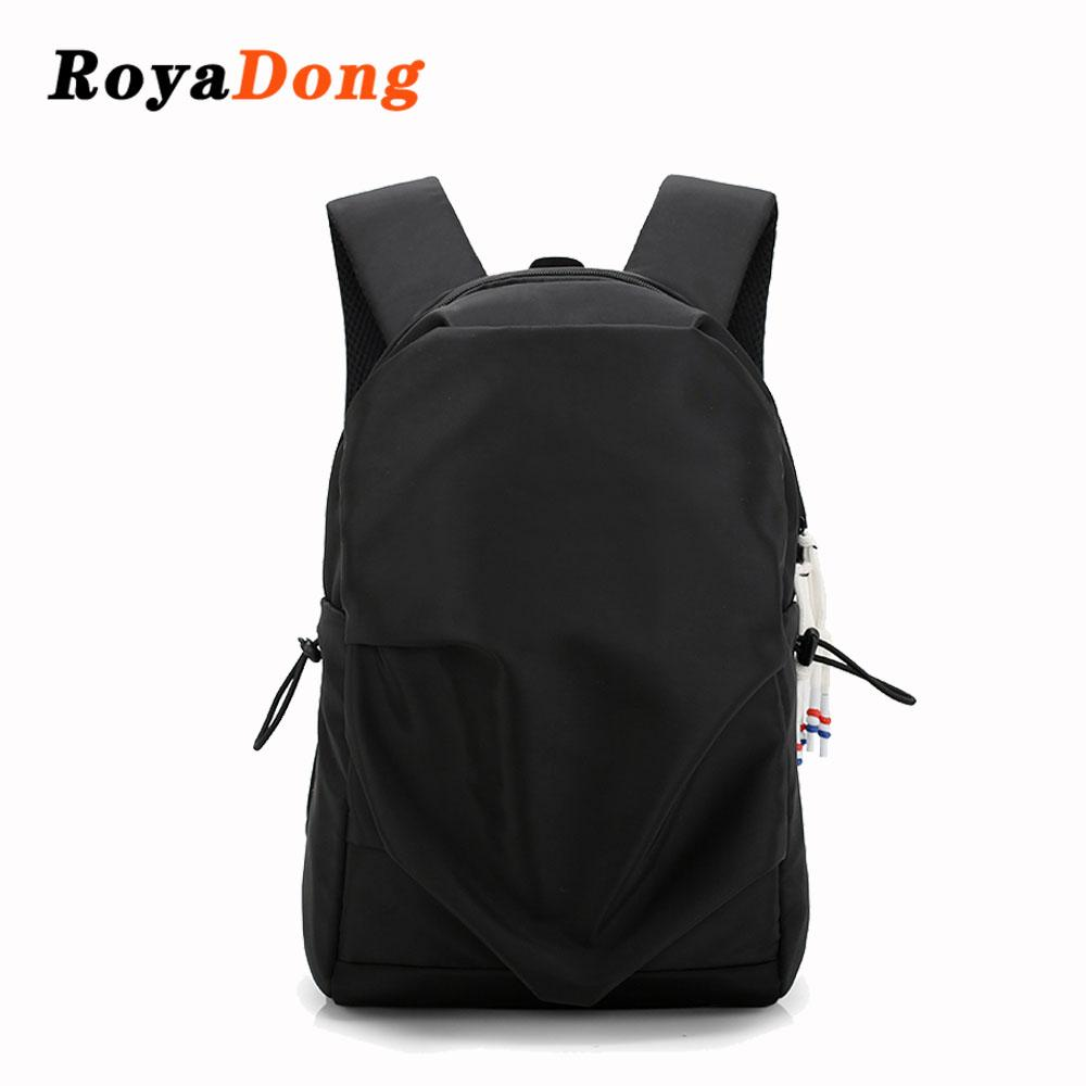 RoyaDong Fashion Waterproof Women Backpacks Minimalist Style Large Capacity  Girls College Laptop Daily Lovers School Knapsack Dakine Backpacks Back Pack  ... bc2ee7a032