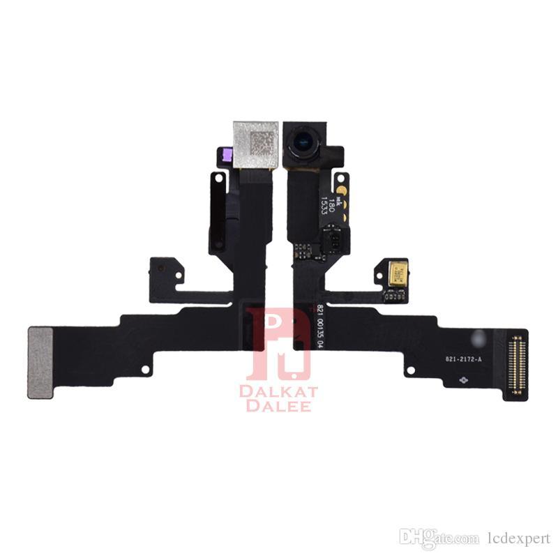 Fotocamera anteriore piccola iPhone 5 5s 5c SE 6 plus 6s 6S PLUS 7 8 Plus X Sostituzione del sensore di luce del sensore di prossimità