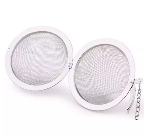 4.5 centimetri di tè infusore in acciaio inox 304 teiera infusore sfera sfera filtro colino da tè buona qualità palla filtro