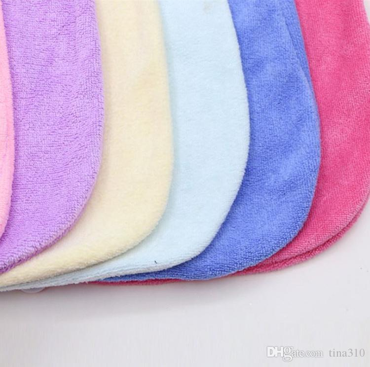 Fibra superfina espessamento cap cabelo seco super absorvente adulto tipo de touca de banho toalha de banho seco salão de cabeleireiro Hotel T4H0206