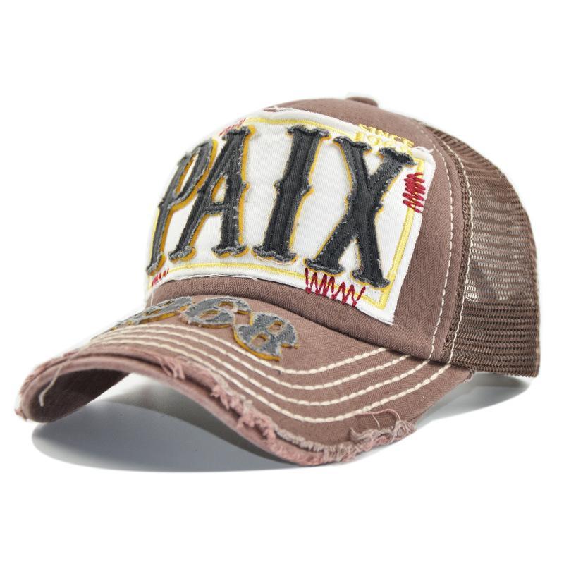 Men's Hats Fashion Crooks And Castles Men Baseball Cap Summer Crooks Hat For Men Baseball Mesh Net Trucker Cap Dad Hat Men's Baseball Caps