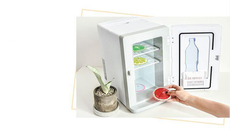Cartone animato Ambiente riciclato Soft PVC Dolce frutto Serie Cold Pack Bag Estate all'aperto portatile Mini sacchetti di ghiaccio di raffreddamento