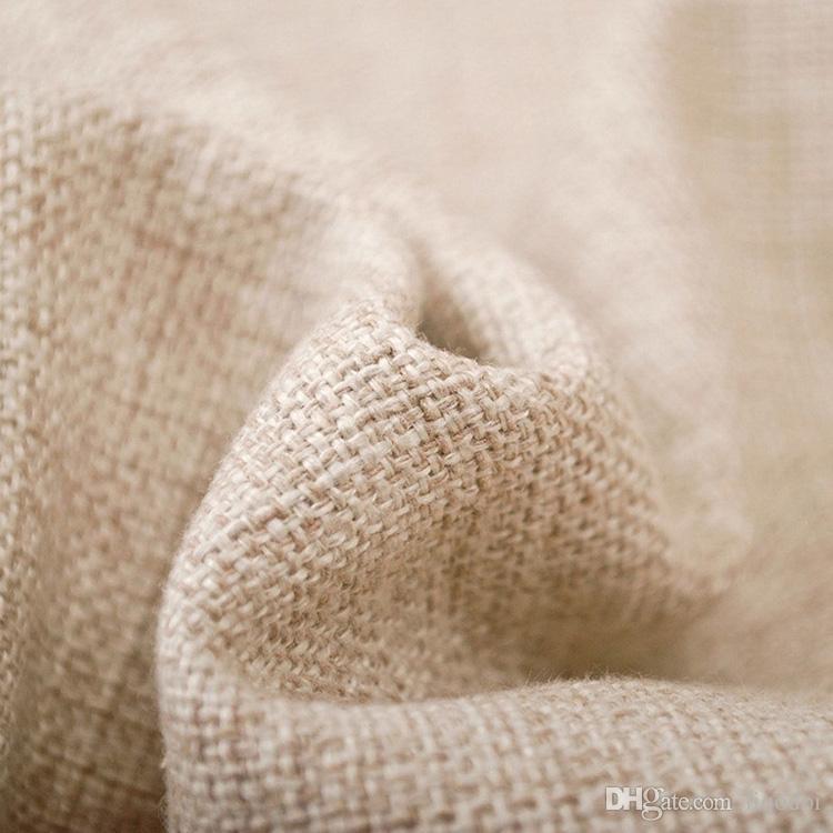 Flower Impressão Pillow toalha de algodão Linho 45 * 45 centímetros Pillowcase Praça Throw Pillow Covers Início Car fronha decorativa