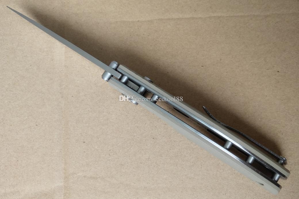Y-START JIN02S складной нож тактический открытый выживания кемпинг Bushcraft карманный нож ось блокировки D2 лезвие G10 ручка подшипника