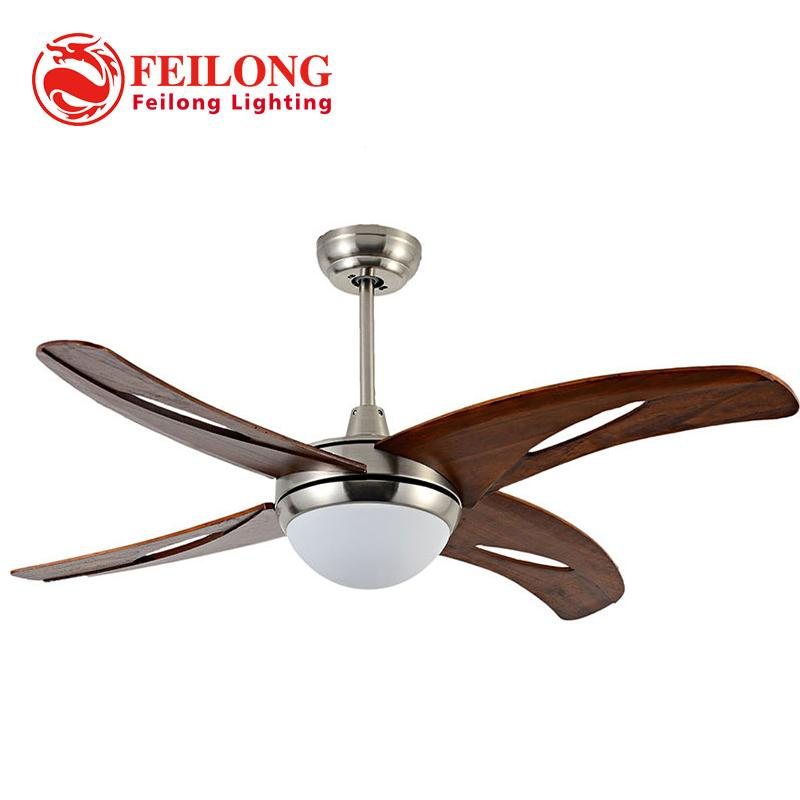 ceiling fans with four lights. Simple Four FOUR Blades Single Light Hunter Fans 42 Inch Indoor Ceiling Fan LAMP 4218  Decorative With Kit REMOTE CONTROL Cheap  And With Four Lights