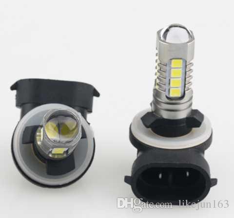 Led Auto Lights >> 880 881 12v H7 Car Led Auto For A4 E34 Captiva Front Turn Signals