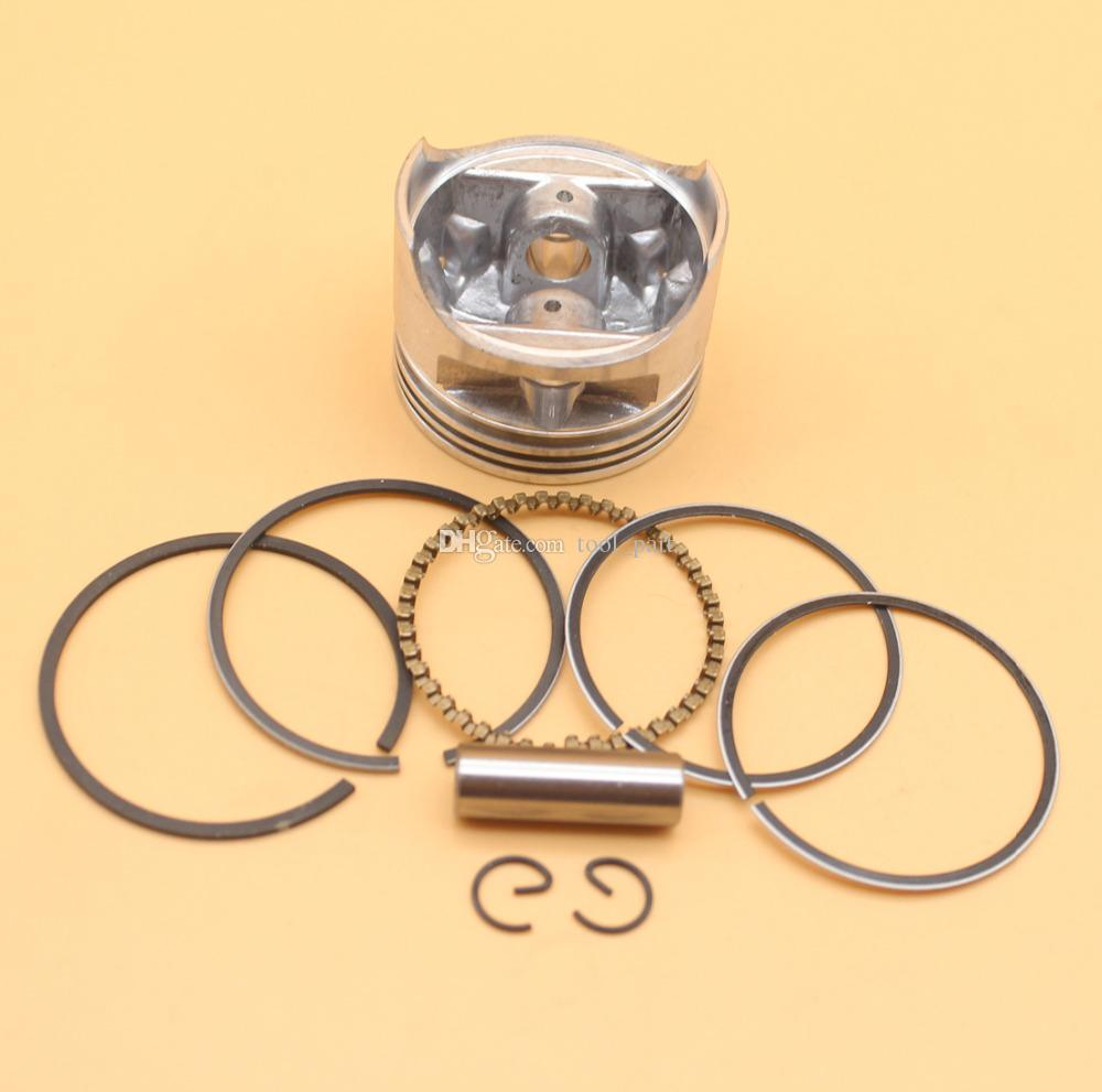 Piston kit 68mm fits Honda GX200 Engine water pump piston+ rings+ pin+ clip replacement part# 13101-ZH8-000