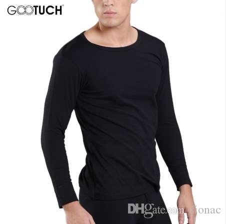 490cc3f51368e 2019 Winter Brand Mens Thermal Underwear Cotton Long Johns Round Neck Long  Sleeve Tops 4XL 5XL 6XL Plus Size Ondergoed G 019 From Fionac, $35.03    DHgate.