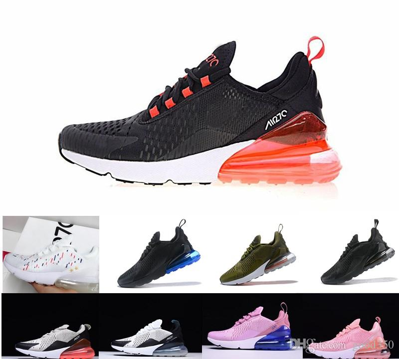 6bb35bbcbef 2018 Winter 270 Teal Running Shoes 2 Stars France Men AIR Flair Triple Black  Trainer Sports Shoe Bruce Lee Women 270s Outdoor 36-45 270 270s Running  Shoes ...