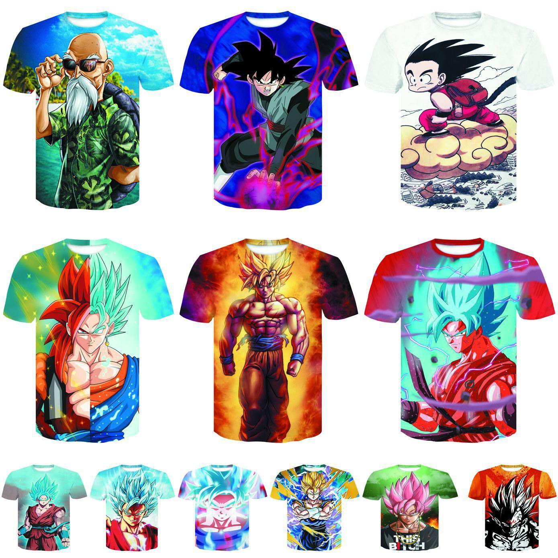 2018 Mens Designer Polo T Shirts Sun Wukong Printing 3d Luxury Rock