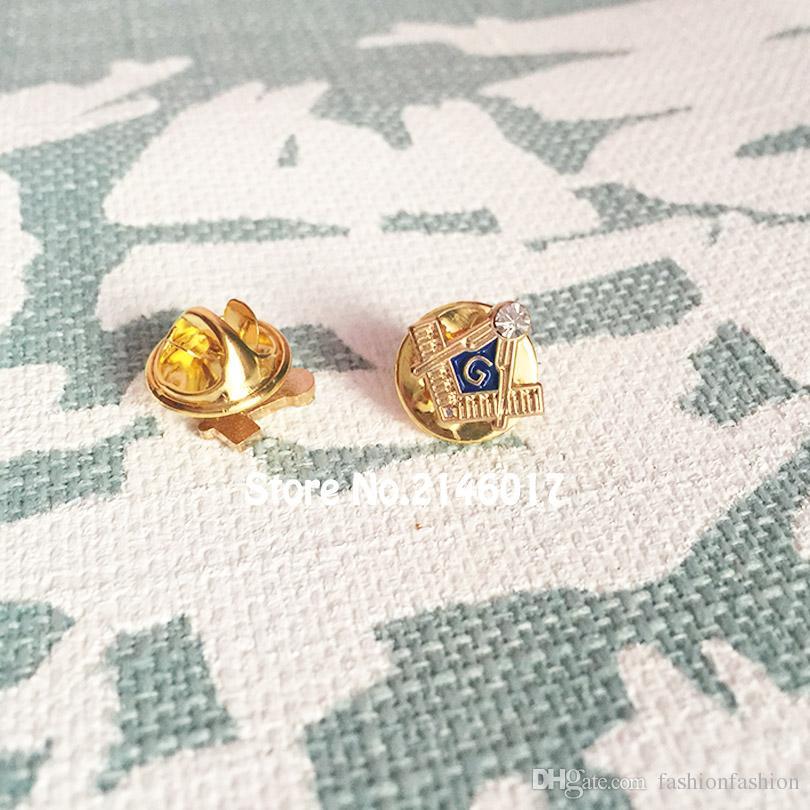 2019 Custom Badge Square And Compass G With Rhinestone Enamel Pin Brooches  Masonry 11mm Small Masonic Free Masons Lapel Pins From Fashionfashion e84a1d048cd7