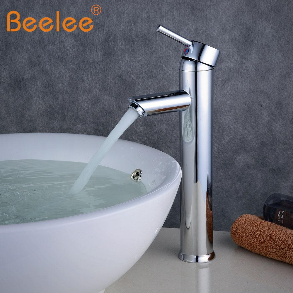 2018 Beelee Bathroom Taps Mixer Single Handle Single Hole Basin ...