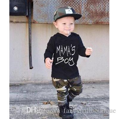 b663d68f0 2019 Summer 2018 Kids Baby Boy Clothes Sets Newborn Infant Clothing ...