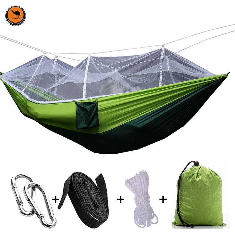 2019 Hot Handy Portable Hammock Double Single Folded Person In Bag