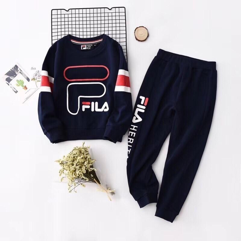 Großhandel 2018 Herbst Und Winter Kinder Pullover Anzug Süße Mode ...