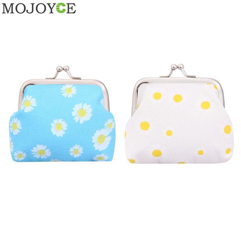 c239b53cfa0173 Womens Canvas Small Wallet Holder Coin Purse Clutch Handbag Bag ...