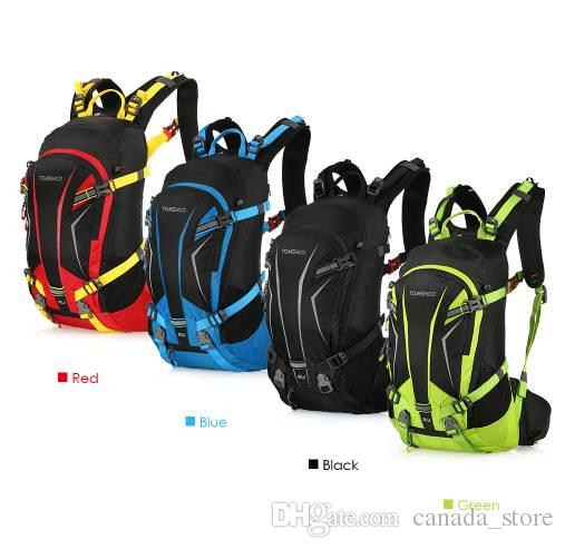 tomshoo  2019 TOMSHOO 20L Waterproof Cycling Backpack Climbing Rucksack Pack ...
