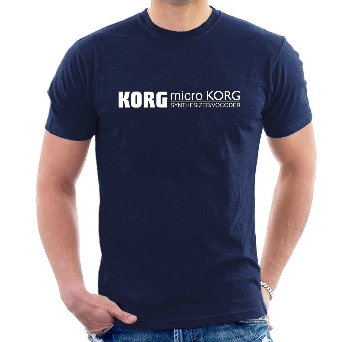 Korg MicroKORG T-SHIRT Inspired Synthesizer vocoder MEN WOMEN KIDS SIZES  S15 Funny free